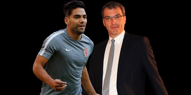 Galatasaray'ın Falcao transferine Fenerbahçe engeli!