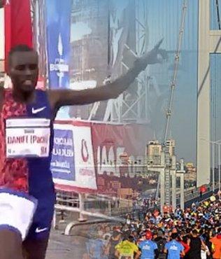 İstanbul Maratonu'nda rekor geldi!