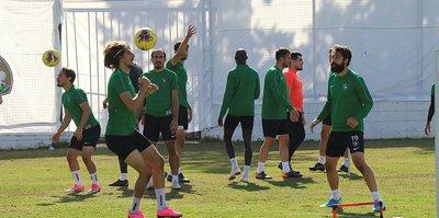 Denizlispor Beşiktaş maçı hazırlıklarını sürdürüyor
