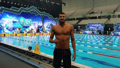 Milli yüzücü Emre Sakçı: Başarılar tesadüf değil
