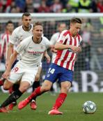 Atletico Madrid yine berabere!