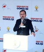Bakan Kasapoğlu genç sporcuları sevindirdi
