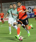 Adanaspor'un uğuru Ahmet!