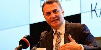 Fikret Orman'dan 'Come to Beşiktaş' ifadesi