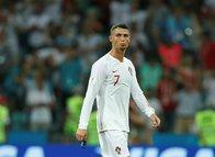 Cristiano Ronaldo kadro dışı!