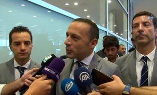 Cüneyt Çakır: Dünya Kupası'nda final yönetmek performanslara bağlı değil her zaman