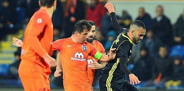 Başakşehir, Yeni Malatyaspor'u tek golle geçti!