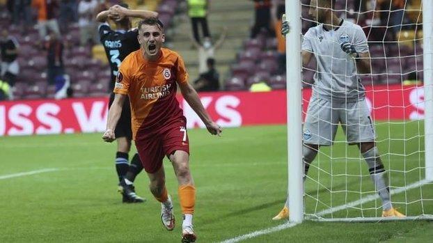 Çizme'de gündem Galatasaray