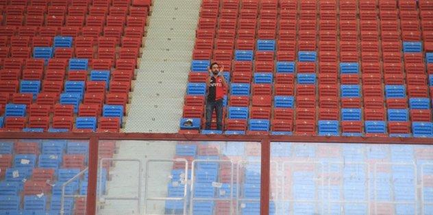 G.Birliği taraftarı Trabzonlu çıktı