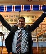 Steven Gerrard Glasgow Rangers'da