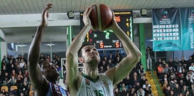Yeşilgiresun Belediyespor'da galibiyet sevinci
