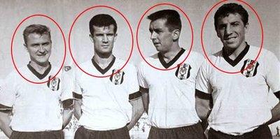 Şimdilerde kimse isimlerini bilmiyor ama onlar Türk futboluna damga vurdular!