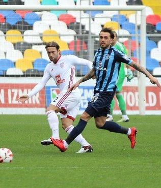 Altınordu ve Adana Demirspor puanları paylaştı