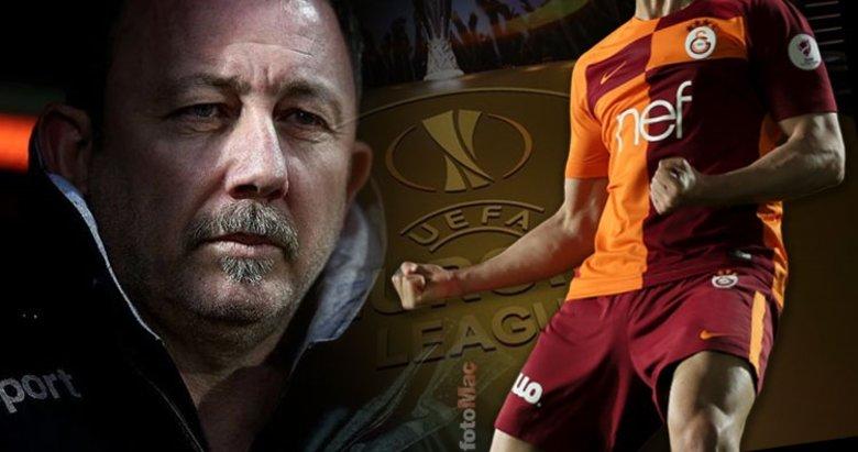 Sergen Yalçın'dan süper UEFA kadrosu! Galatasaray'dan transfer... Son dakika haberleri