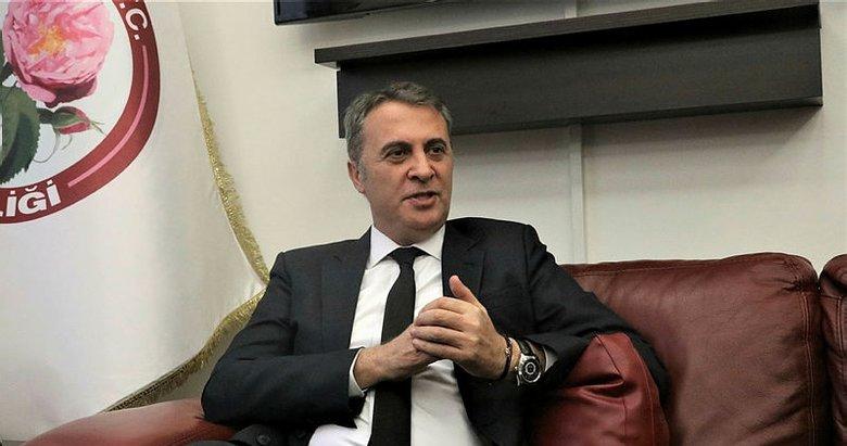Beşiktaştan Douglas harekatı
