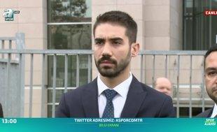 Ömer Faruk Kırbıyık: Galatasaray yönetimi görevinin başında
