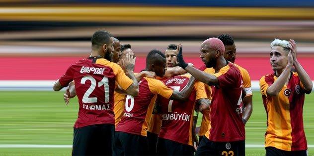İşte Galatasaray'ın Panathinaikos maçı analizi!