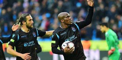 Golün efendisi Trabzonspor