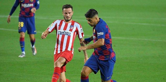 Barcelona 2-2 Atletico Madrid   MAÇ SONUCU