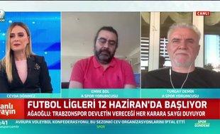 """""""Lig tescil edilse hiçbir Trabzonsporlu bu şampiyonluğa sevinemez"""""""