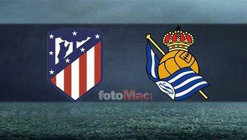Atletico Madrid - Real Sociedad maçı ne zaman, saat kaçta ve hangi kanalda canlı yayınlanacak? | La Liga