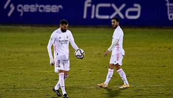 Real Madrid'de büyük şok! 3. lig takımına elendi