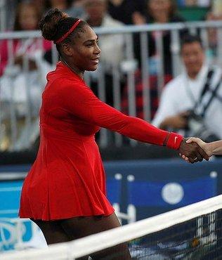 Serena Williams, Rogers Cup'tan çekildi