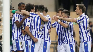 Athletic Bilbao - Real Sociedad: 0-1 (MAÇ SONUCU - ÖZET) | İspanya Kral Kupası Real Sociedad'ın