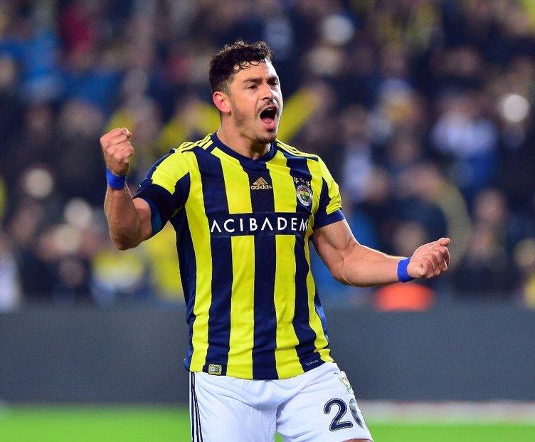 Fenerbahçeli Giuliano'ya Brezilya'dan müjdeli haber