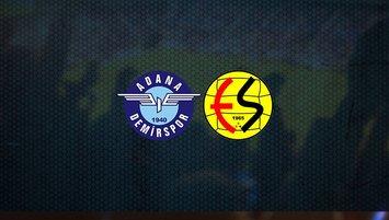 Adana Demirspor - Eskişehirspor maçı saat kaçta ve hangi kanalda?