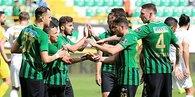Akhisarspor'un Süper Lig'e veda maçı