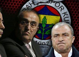 Galatasaray'a bir şok da transferden! Fenerbahçe...
