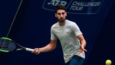 Milli tenisçi Altuğ Çelikbilek Challenger Tour Lugano'da yarı finale yükseldi