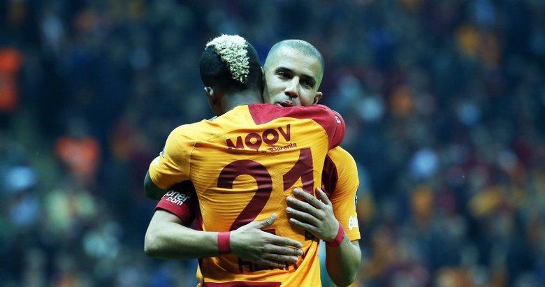 Galatasaray'da hedef 'tekrar' tarih yazmak!