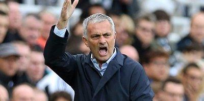 Jose Mourinho'nun gazabına uğrayan futbolcular!