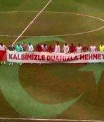 Zonguldak Kömürspor'dan Mehmetçiğe klipli destek