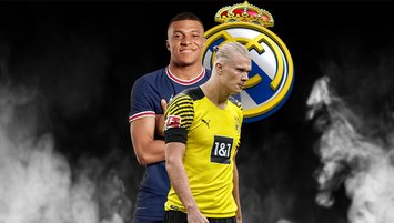 """Real Madrid Mbappe ve Haaland'ı alabilir!"""