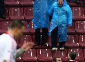 Trabzonspor-Sivasspor TSL 18. hafta maçı