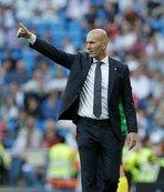 Zidane iyi başladı