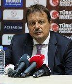 Ergin Ataman: Bıraktığımız yerden başlıyoruz