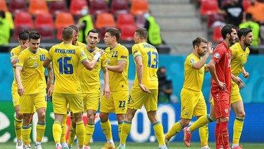 Ukrayna - Kuzey Makedonya: 2-1 (MAÇ SONUCU - ÖZET)