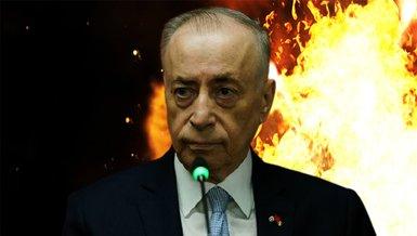 """Son dakika spor haberi: Mustafa Cengiz'den istifa açıklaması! """"Pazar günü..."""""""