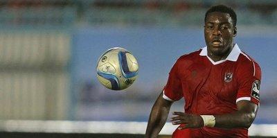 Konya'ya Gabonlu golcü