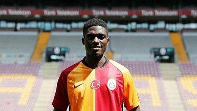 Galatasaray'da Ozornwafor liste dışı kaldı!