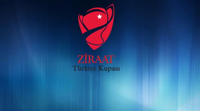 İşte Ziraat Türkiye Kupası'nda tüm eşleşmeler!
