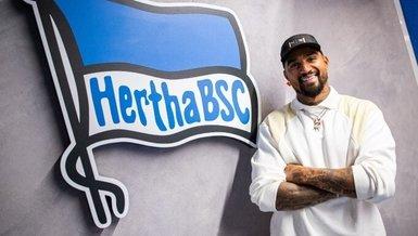 Eski Beşiktaşlı Boateng Hertha Berlin'e transfer oldu