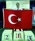 Nur Sultan Uzuğ dünya rekoru kırdı