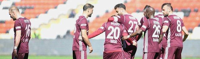 Elazığspor 3 attı 3 aldı