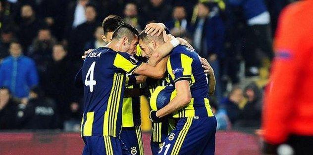 Fenerbahçe'nin zafer gecesi!
