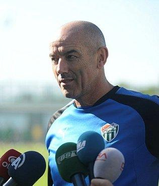 Le Guen: 'Ofansif futbol oynamaya çalışıyoruz'